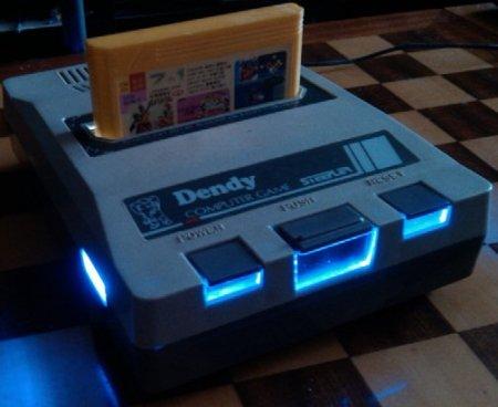 LED-подсветка для Dendy Classic