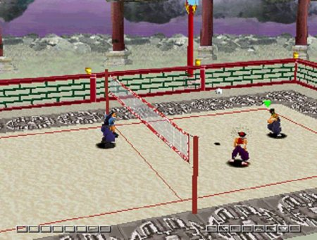 V-Ball: Beach Volley Heroes