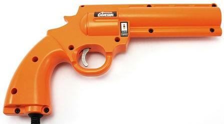 Игры Panasonic 3DO поддерживающие пистолет