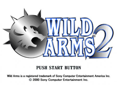Wild Arms 2 (RGR)