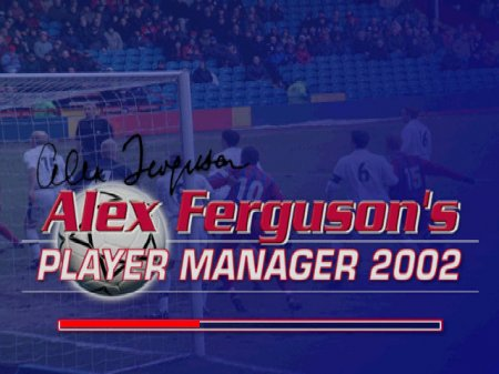 Alex Ferguson's Player Manager 2002 (Kudos)