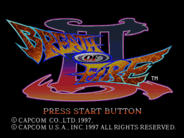 Breath of Fire III (Vektor)