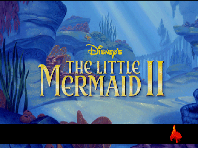 Disney's The Little Mermaid II (Paradox)