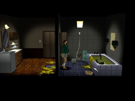 Clock Tower II: The Struggle Within (RGR)