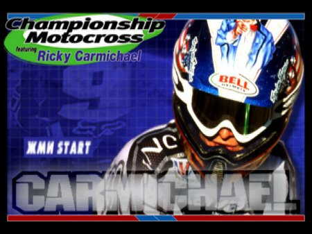 Championship Motocross featuring Ricky Carmichael на русском языке