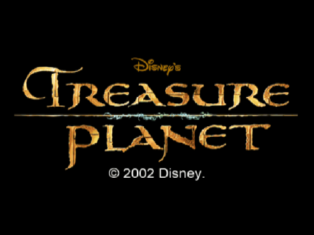 Disney`s Treasure Planet (Неизвестен)