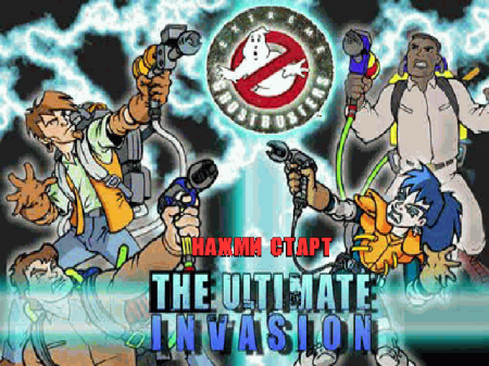 Extreme Ghostbusters: Ultimate Invasion на русском языке