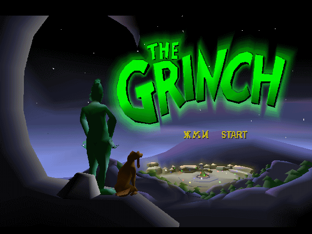 The Grinch на русском языке