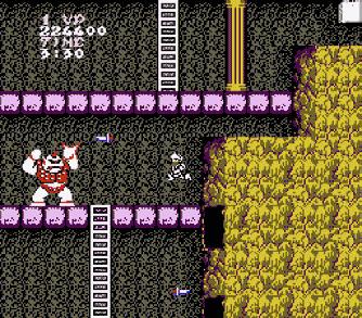 Makaimura (Ghosts 'N Goblins)