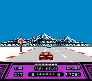 Rad Racer (Highway Star)