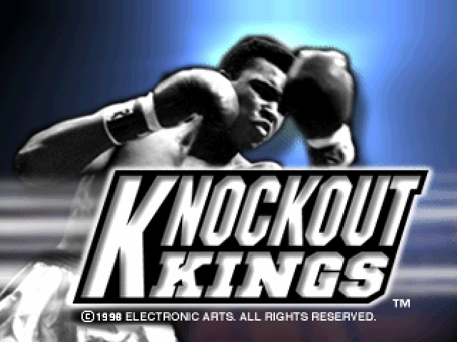 Knockout Kings на русском языке