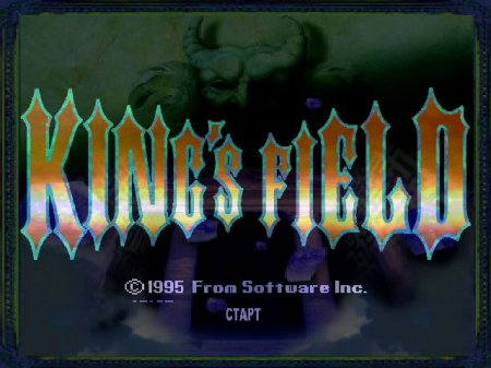 King's Field на русском языке
