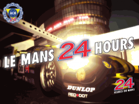 Le Mans 24 Hours (Kudos)