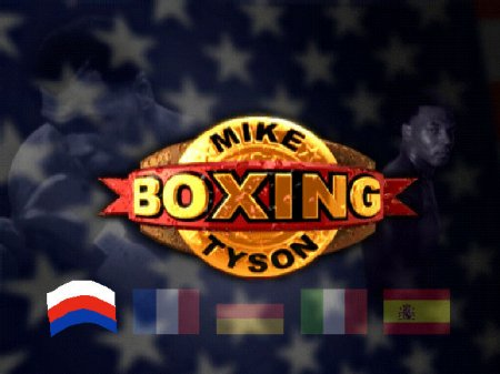 Mike Tyson Boxing (Paradox)