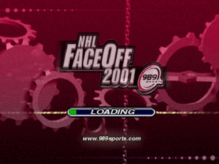 NHL Face Off 2001 (Kudos)