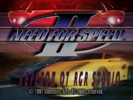Need for Speed 2 на русском языке