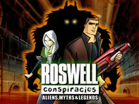 Roswell Conspiracies: Aliens, Myths & Legends (Неизвестен)