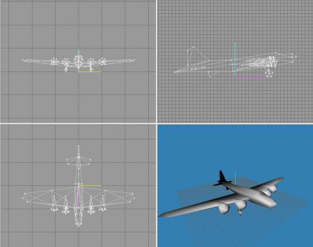Программа для просмотра 3D моделей в игре Vigilante 8 для PSX
