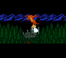 Русификация Castle of Dragon [NES]