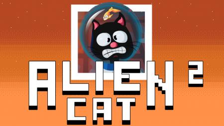 Alien Cat 2 Demo [Sega Mega Drive / Genesis]