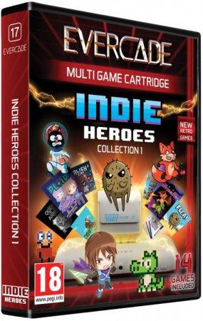 Игры от PSCD Games на Evercade!!!